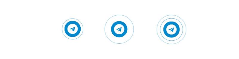 кнопка telegram для сайта